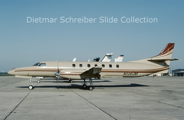 2007-04 N120JM Swearingen Merlin IVC (c/n AT-577)