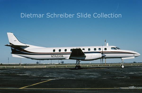 2003-04 N762VM Swearingen Merlin IVC (c/n AT-695B)