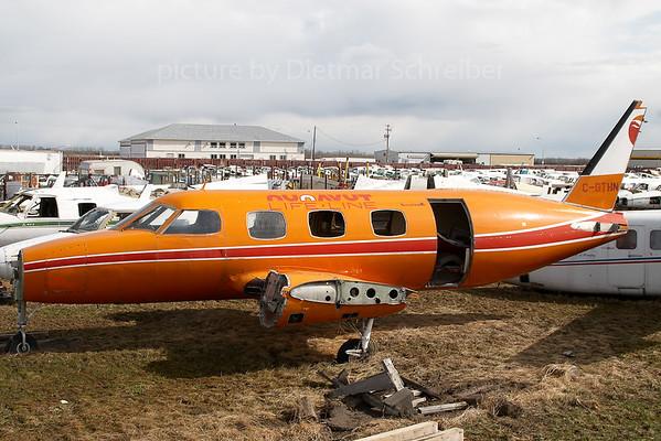 2007-04-27 C-GTHN Merlin Nanauvut Lifeline