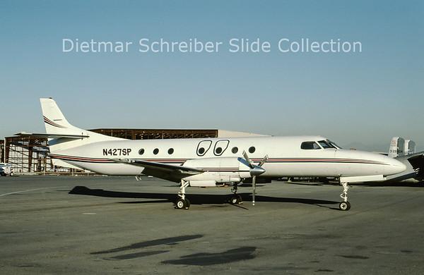 2007-02 N427SP Swearingen Merlin IV (c/n AT-018)