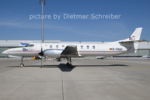 2021-03-30 D-CNAC Metroliner Bin Air