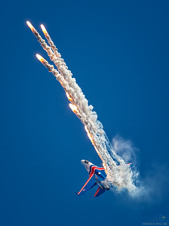 The Russian Knights, Sukhoi Su-27 Flanker