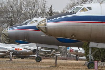 2011-03-18 50257 Tupolev 124 China Air Force