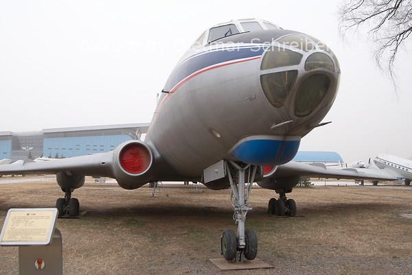 2011-03-18 50256 Tupolev 124 China AIr Force