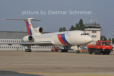 2011-10-05 OM-BYO Tupolev 154 Slovak Government