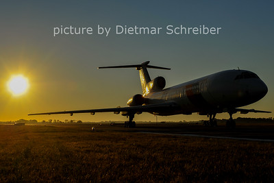 2011-09-13 OM-BYR Tupolev 154 Slovak Government