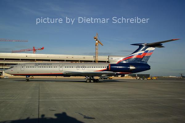 2006-12-13 RA-85663 Tu154 Aeroflot