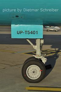 2011-09-07 UP-T5401 Tupolev 154 Kazakstan Government