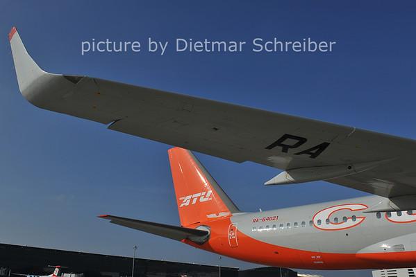 2011-10-30 RA-64021 Tupolev 204 Aviastar