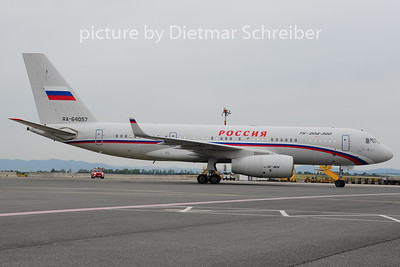 2014-06-24 RA-64057 Tupolev 204 Russian Government