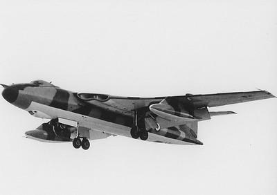 Unknown airframe