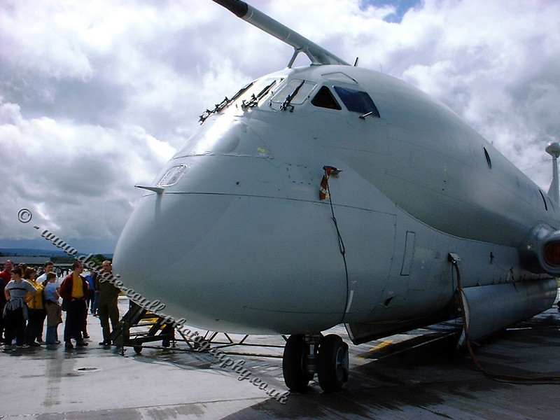 Nimrod at Kinloss Family & Friends Day