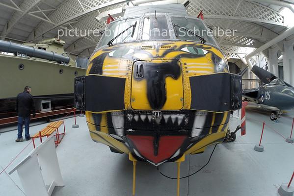 2014-02-23 XV712 Westland Sea King Royal Air Force