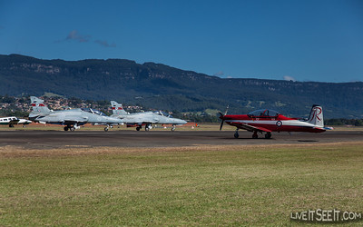Hawk 127 and PC-9/A
