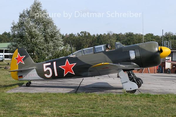 2020-09-13 D-FYAK Yakovlev 11