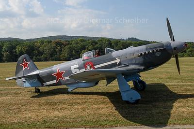 2016-09-10 D-FYGJ Yakovlev 3