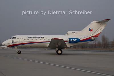 2011-02-23 1257 Yakovlev 40 Czech AIr Force