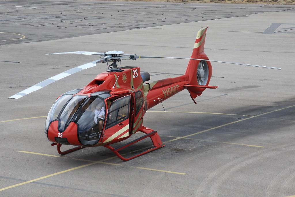 Eurocopter EC130 at Boulder City