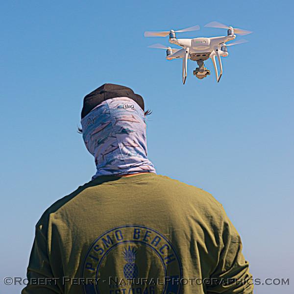 drone retrieval Dominc Biagini 2020 09-26 SB Channel–All Day Trip-b-028
