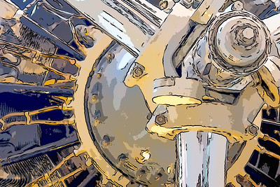 Rotary Piston Engine