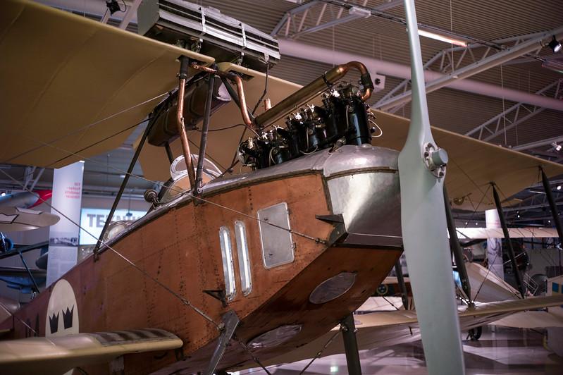 Albatros B-1 detail