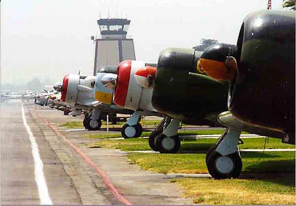 98th Aerosquadron @ Van Nuys Airport