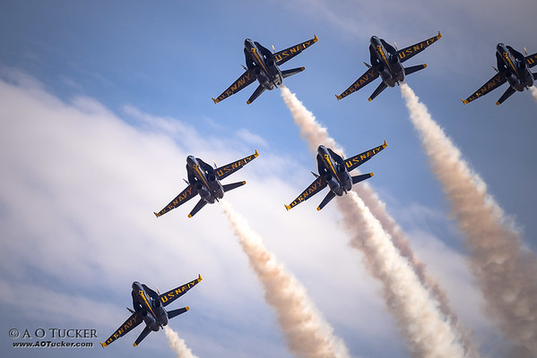 Blue Angels Rising