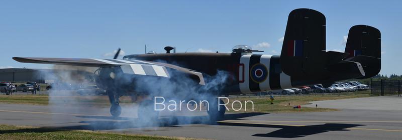 North American  B-25 Mitchell  Ole Grumpy