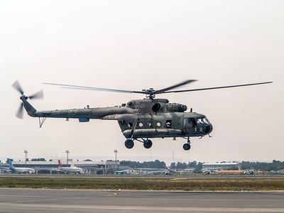 Mi-8 HIP Taxiway