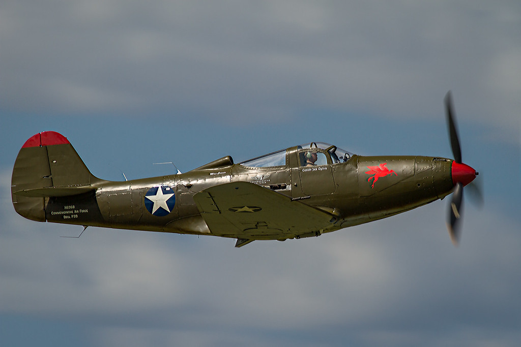 Bell P-39 at Selfridge 2017