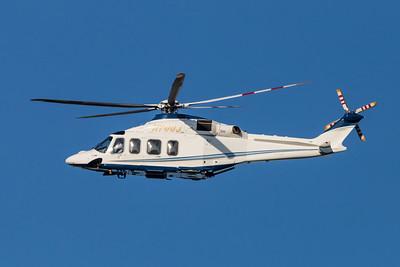 AB139 Departing Teterboro