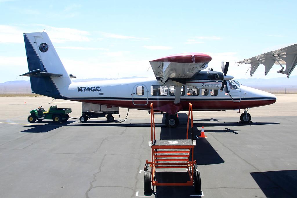 DHC6 Vistaliner at Boulder City