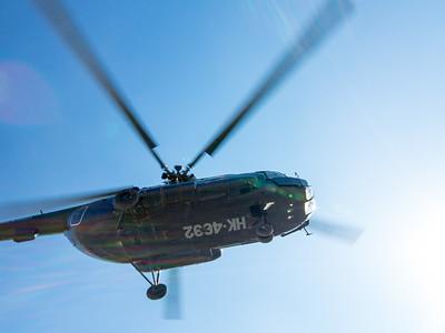 Mi-8 Above