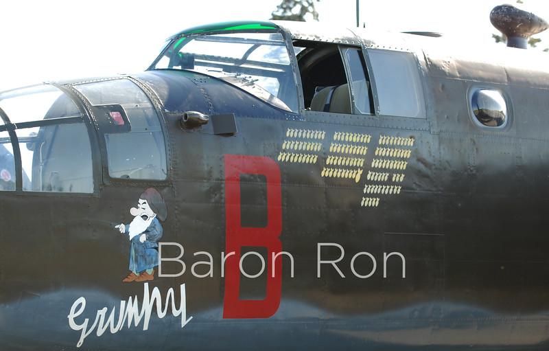 North American B-25 Mitchell Bomber