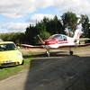 Robin DR400/120 G-BKDH, Draycott Farm, Chiseldon 2003