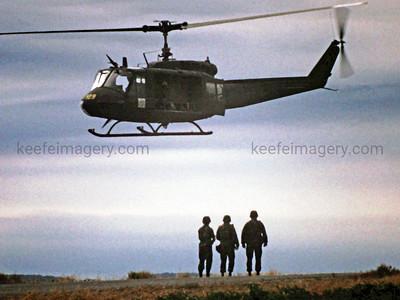 UH-1H Iroquois, Huey