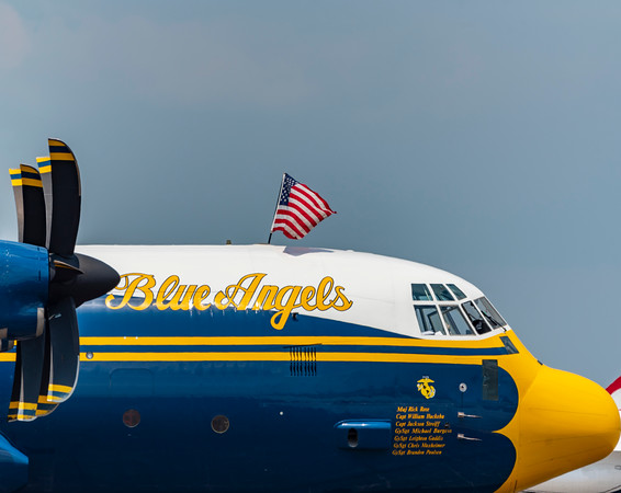 Fat Albert and Old Glory