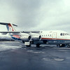 Dan-Air BAe 146, Bergen December 1983