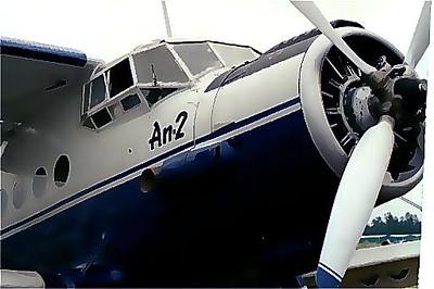 Soviet - Antonov 2