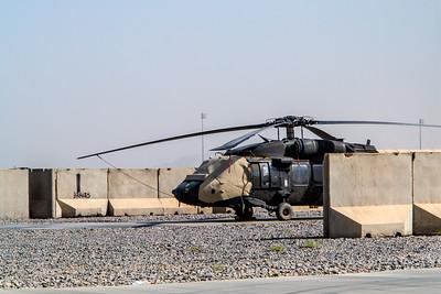 UH-160 Blackhawk Parked