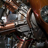 Breguet C.U 1 engine detail
