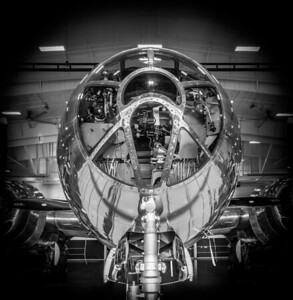B-29 Doc Nose Shot