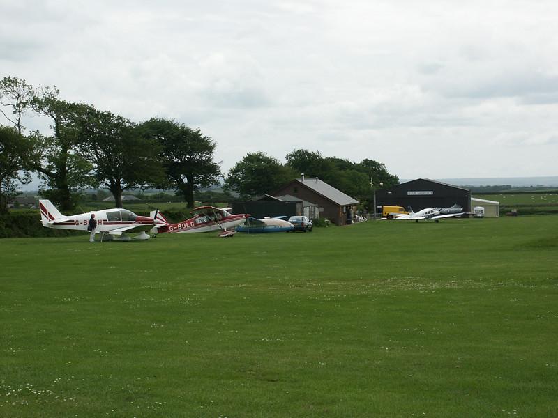 Eaglescott Airfield, June 2003
