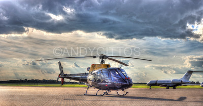 Helicopter, Northolt
