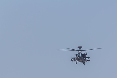 AH-64 Apache Lower Right Frame