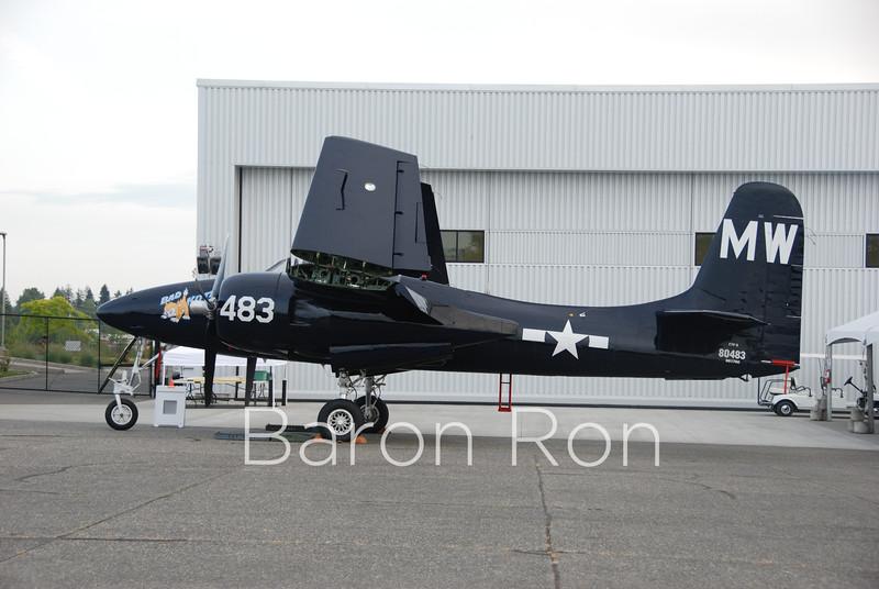 Grumman F7F Tigercat Twin Engine Fighter