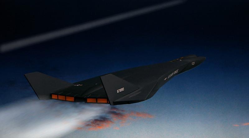 USAF hypersonic bomber