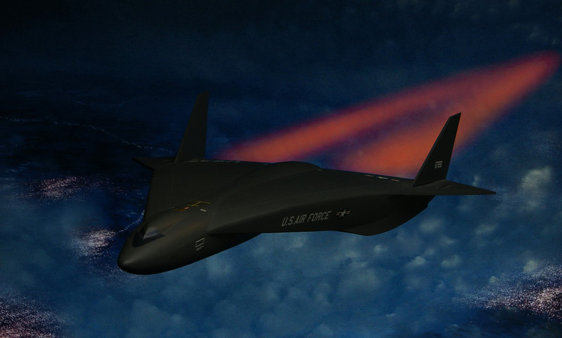 USAF hypersonic bomber