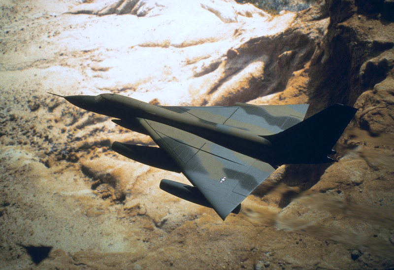Convair B58 supersonic deltawing bomber