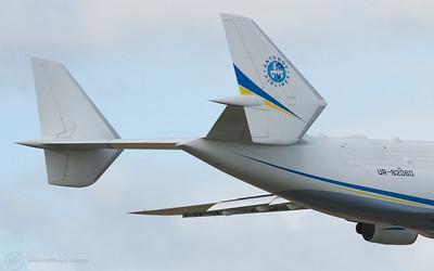 Antonov An-225 Mriya Reg.: UR-82060 MSN: 19530503763 Taken 2016 Perth Western Australia